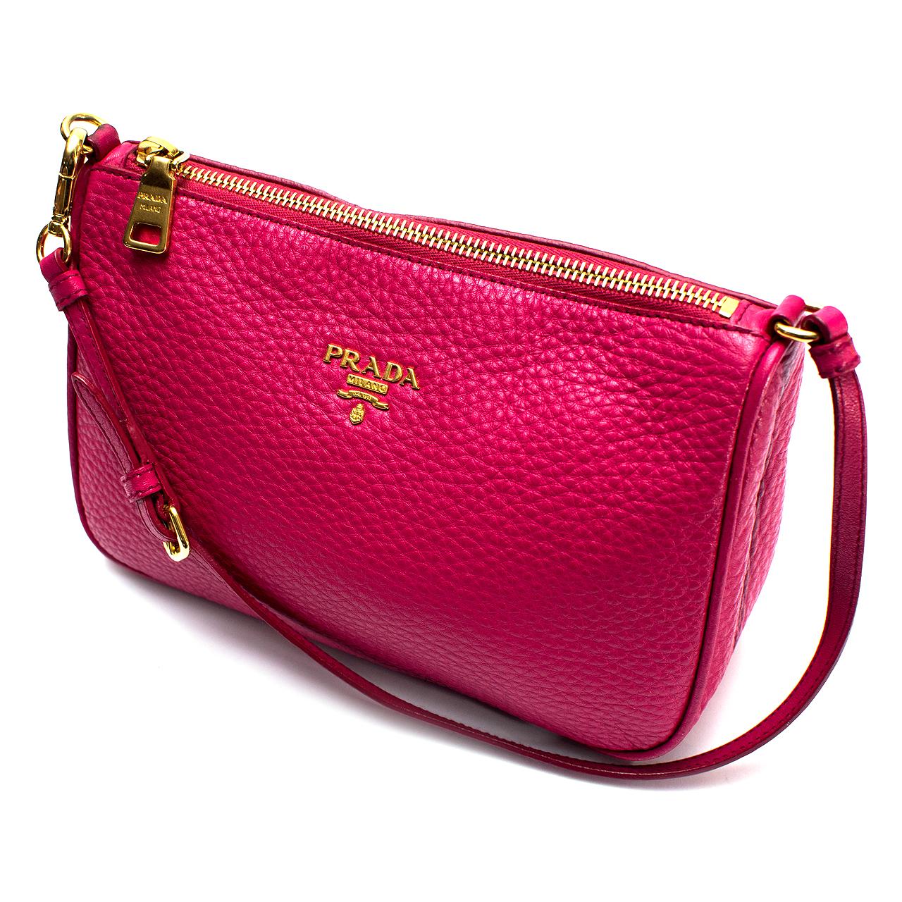 bc324af4759 Bolsa Prada Rosa Mini