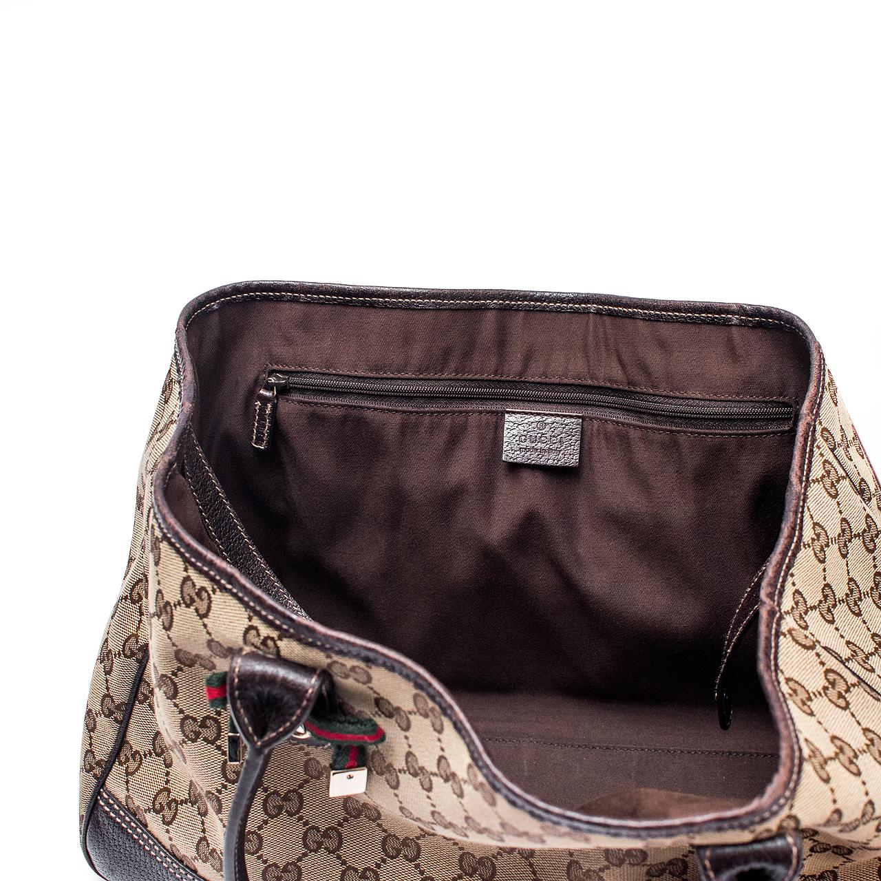 73241e86af38d Bolsa Gucci Marrom Grande. Box de Grife 333