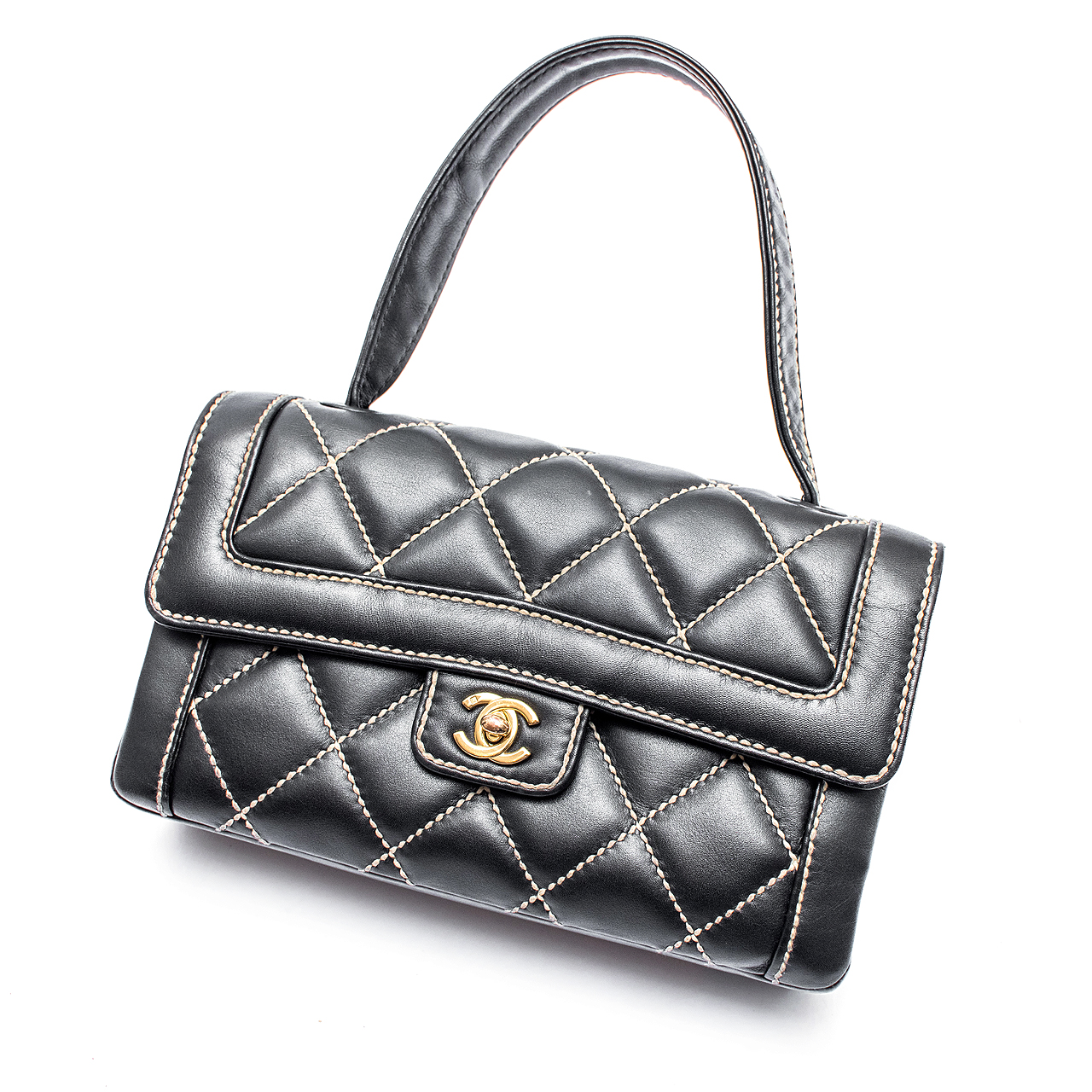 2281d976d Bolsa Chanel Wild Stitch | Box de Grife
