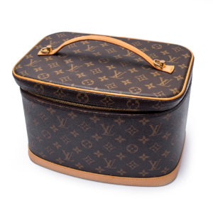 Frasqueira Louis Vuitton Canvas