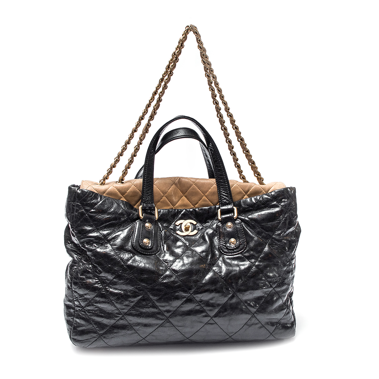 206be5e3d Bolsa Chanel Portobello | Box de Grife