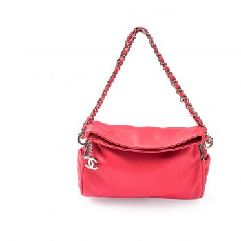 12060ddab43 Bolsa Chanel Ultimate Soft Hobo Coral