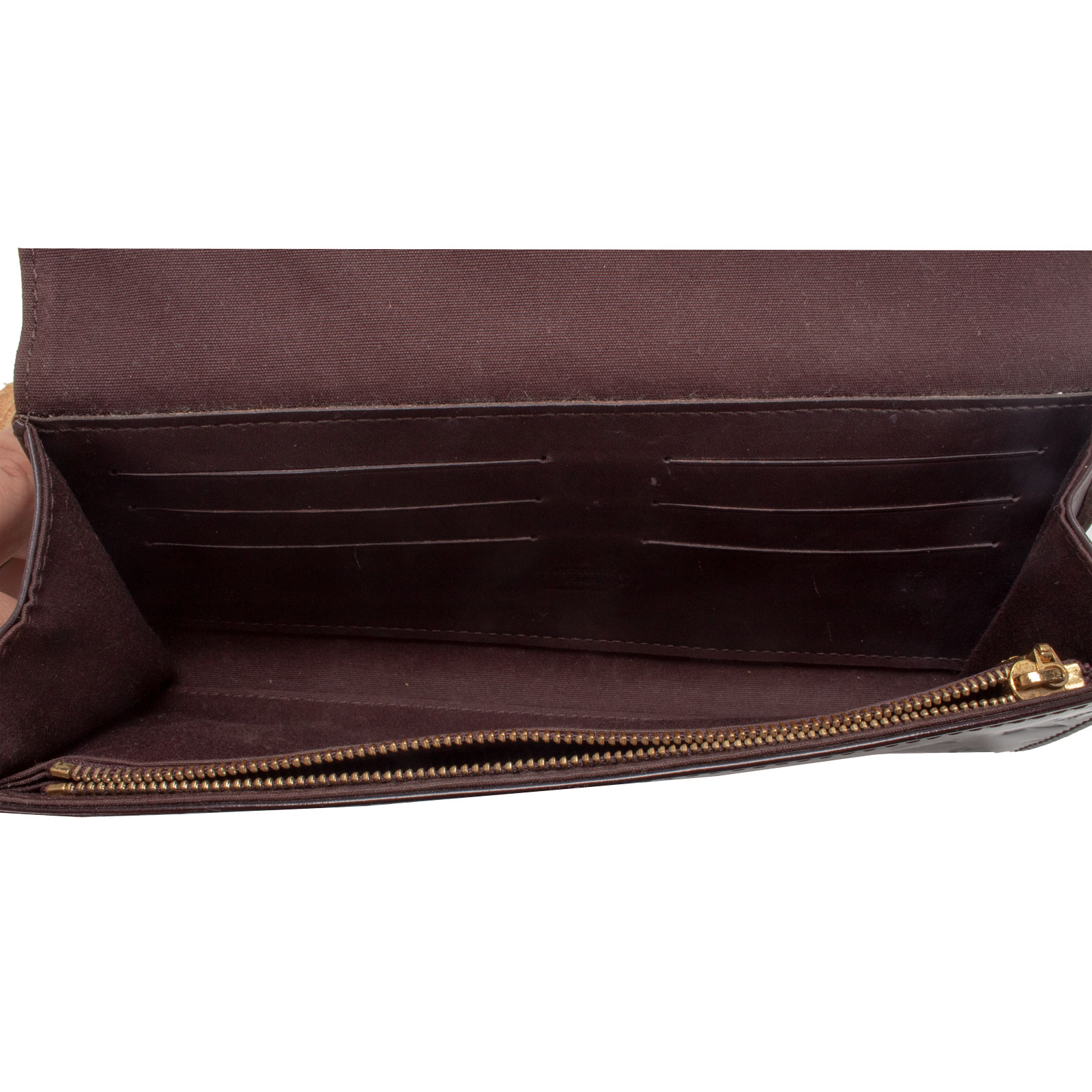 caf83b09e79 Clutch Louis Vuitton Sunset Boulevard