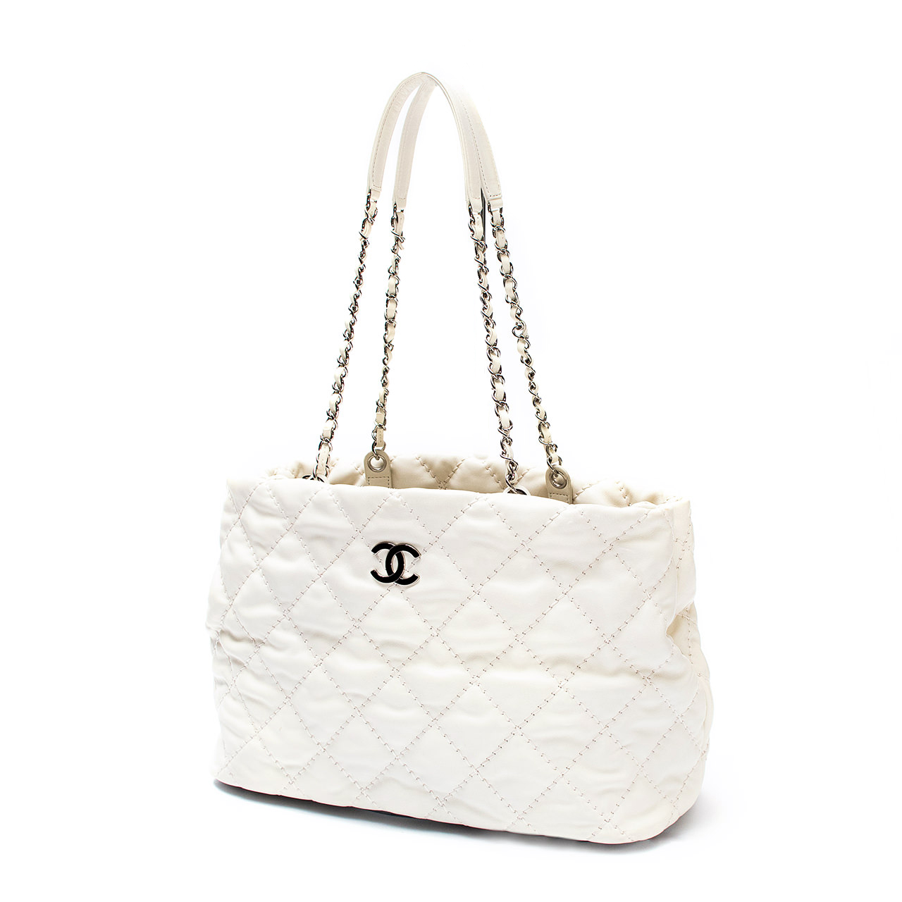 97ce2be3f1a Bolsa Chanel Stitch-It