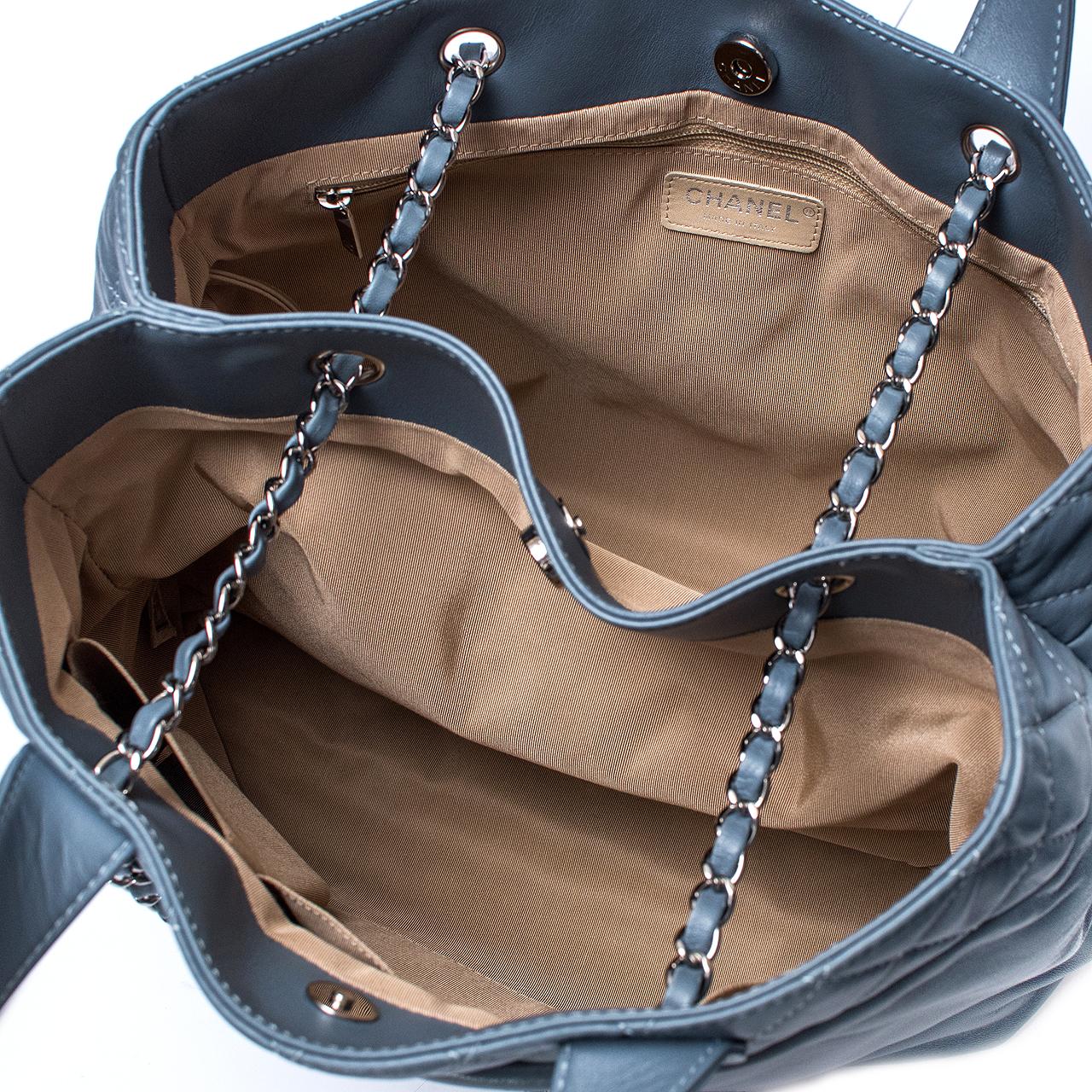 3a654acf0d4de Bolsa Chanel Trianon