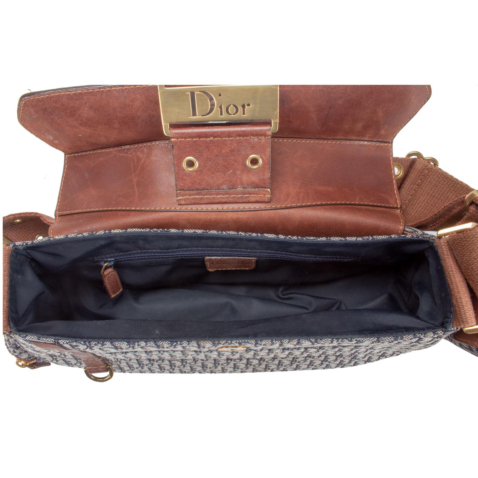 5584c7a9c Bolsa Dior Street Chic Columbus Jacquard | Box de Grife